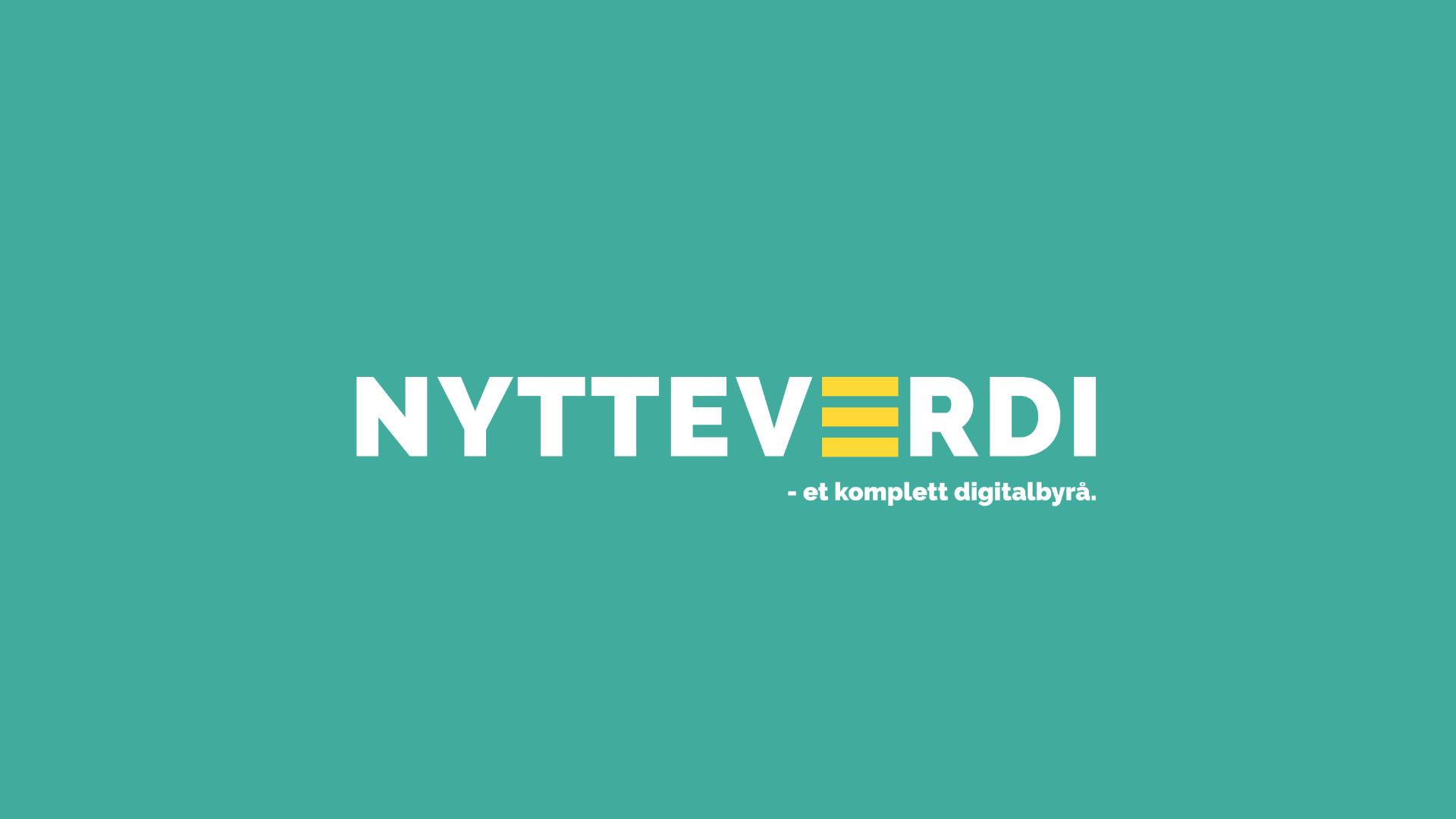 nytteverdi ny logo